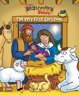 Book The Beginner's Bible The Very First Christmas by Mission City Press, Inc.