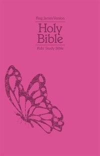 KJV, Kids Study Bible, Imitation Leather, Pink