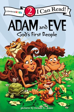 Book Adam And Eve, God's First People: Biblical Values by Dennis Jones