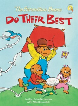 Book The Berenstain Bears Do Their Best: The Berenstain Bears Do Their Best by Stan and Jan Berenstain w/ Mike Berenstain