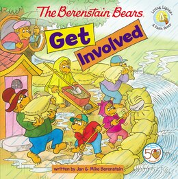 Book The Berenstain Bears Get Involved by Jan & Mike Berenstain