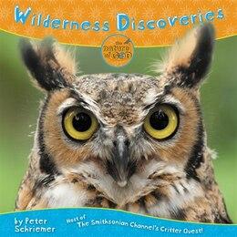 Book Wilderness Discoveries by Peter Schriemer