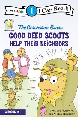 Book The Berenstain Bears Good Deed Scouts Help Their Neighbors by Jan & Mike Berenstain