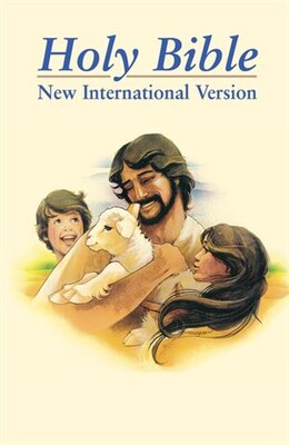 Book NIV, Children's Bible, Hardcover by Zondervan