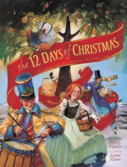 Book The 12 Days Of Christmas: The Story Behind a Favorite Christmas Song by Helen C. Haidle