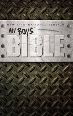 Book NIV, Boys Bible, Hardcover: New International Version by Zondervan