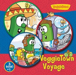 Book Veggietown Voyage by Cindy Kenney