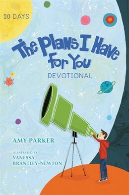 Book The Plans I have For You Devotional by Amy Parker