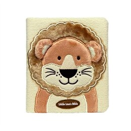 Book Little Lion's Bible Board Book Faux Fur by Various
