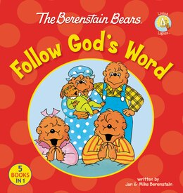 Book The Berenstain Bears Follow God's Word: Follow God's Word by Jan & Mike Berenstain