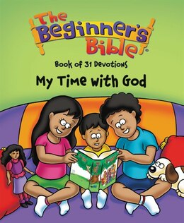 Book The Beginner's Bible Book of 31 Devotions: My Time with God by Kelly Pulley