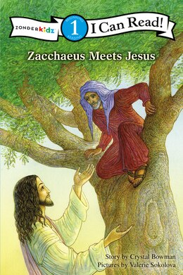 Book Zacchaeus Meets Jesus: Level 1 by Crystal Bowman