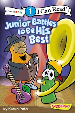 Book Junior Battles To Be His Best: Level 1 by Karen Poth