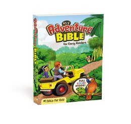 Book NIrV, Adventure Bible for Early Readers, Paperback, Full Color by Lawrence O. Richards