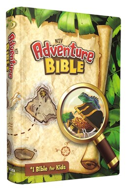Book NIV, Adventure Bible, Paperback, Full Color by Lawrence O. Richards