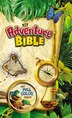 NIV, Adventure Bible Lenticular (3D Motion), Hardcover, Full Color, 3D Cover by Lawrence O. Richards