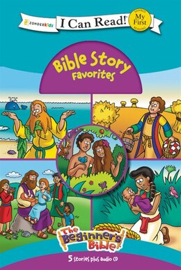 Book The Beginner's Bible Bible Story Favorites by Kelly Pulley