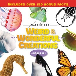 Book Weird And Wonderful Creations by Zondervan