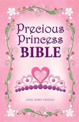 Book KJV, Precious Princess Bible, Hardcover by Zonderkidz