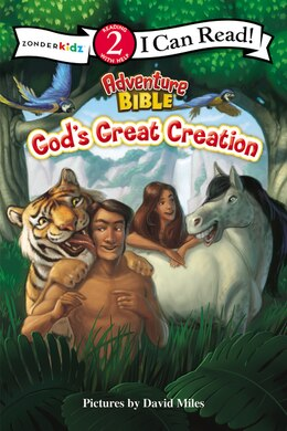 Book God's Great Creation