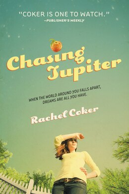 Book Chasing Jupiter by Rachel Coker