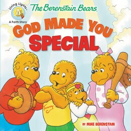 Book The Berenstain Bears God Made You Special by Mike Berenstain