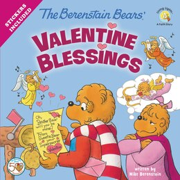 Book The Berenstain Bears' Valentine Blessings by Mike Berenstain