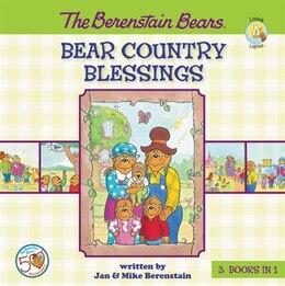 Book The Berenstain Bears Bear Country Blessings by Jan & Mike Berenstain