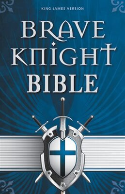 Book KJV, Brave Knight Bible, Hardcover by Zondervan