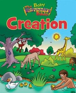 Book The Baby Beginner's Bible Creation by Zondervan