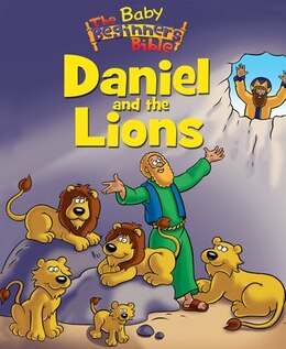 Book The Baby Beginner's Bible Daniel and the Lions by Zondervan