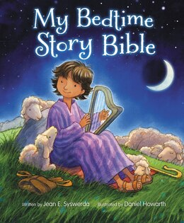 Book My Bedtime Story Bible by Jean E. Syswerda