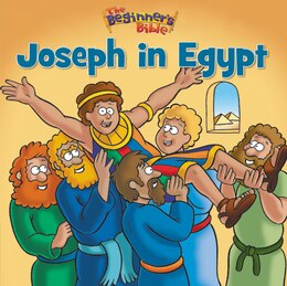 Book The Beginner's Bible Joseph in Egypt by Zondervan