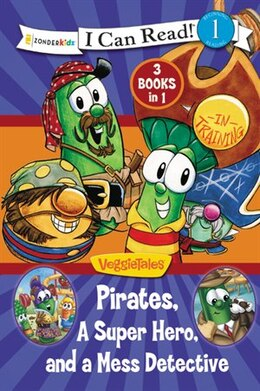 Book Pirates, Mess Detectives, and a Superhero by Karen Poth