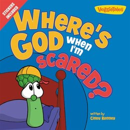 Book Where's God When I'm Scared?: Stickers Included! by Cindy Kenney