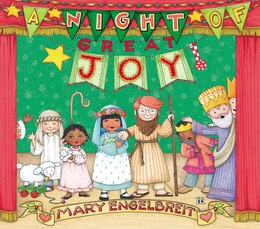 Book A Night Of Great Joy by Mary Engelbreit