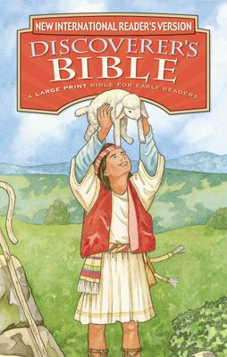 Book NIrV, Discoverer's Bible for Early Readers, Large Print, Hardcover: A Large Print Bible for Early… by Zondervan