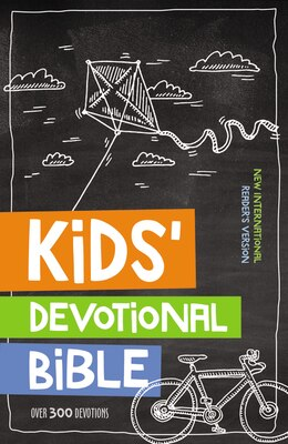 Book NIrV Kids' Devotional Bible, Hardcover: Over 300 Devotions by Zondervan