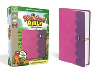 NIrV, Adventure Bible for Early Readers, Imitation Leather, Pink/Purple, Full Color: Amethyst/pink