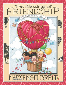 Book The Blessings of Friendship Treasury by Mary Engelbreit