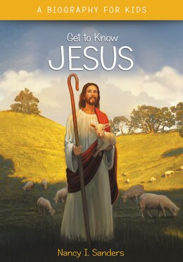 Book Jesus by Nancy I. Sanders