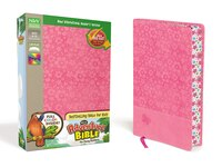 NIrV, Adventure Bible for Early Readers, Imitation Leather, Pink, Full Color