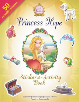 Book Princess Hope Sticker And Activity Book by Jeanna Young