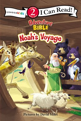 Book Noah's Voyage by David Miles