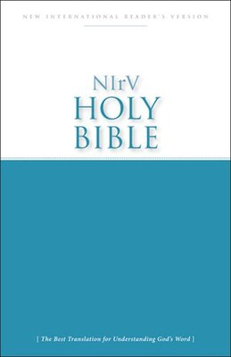 Book NIrV Holy Bible: The Best Translation for Understanding God's Word by Zondervan