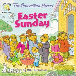 Book The Berenstain Bears' Easter Sunday by Mike Berenstain