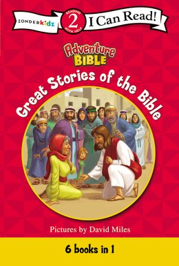 Book Great Stories of the Bible by David Miles