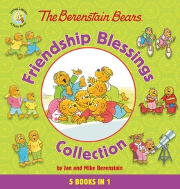 Book The Berenstain Bears Friendship Blessings Collection by Jan & Mike Berenstain