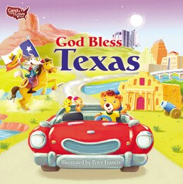 Book God Bless Texas by Peter Francis