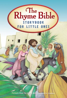 Book The Rhyme Bible Storybook for Little Ones by L. J. Sattgast